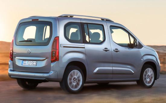 Opel Combo E Life