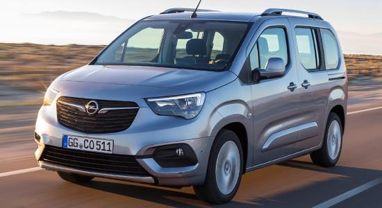 Opel Combo E Tour (2018-2019) на IronHorse.ru ©