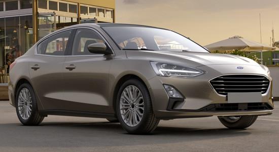 Ford Focus 4 (седан) на IronHorse.ru ©