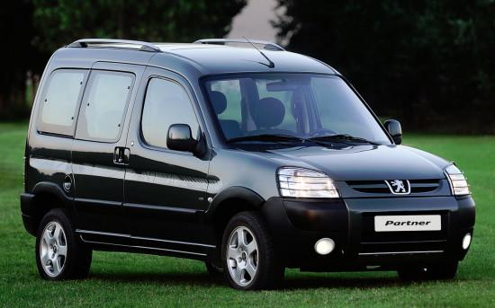 Peugeot Partner 1 (2002-2008)