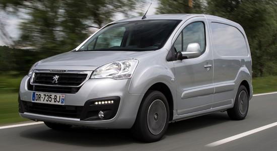 Peugeot Partner Van (2020-2021) на IronHorse.ru ©