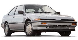 Acura Integra 1-го поколения