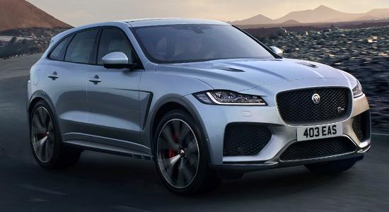 Jaguar F-Pace SVR (2018-2019) на IronHorse.ru ©