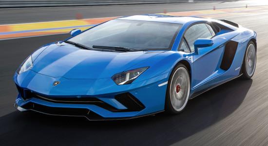 Lamborghini Aventador Coupe на IronHorse.ru ©