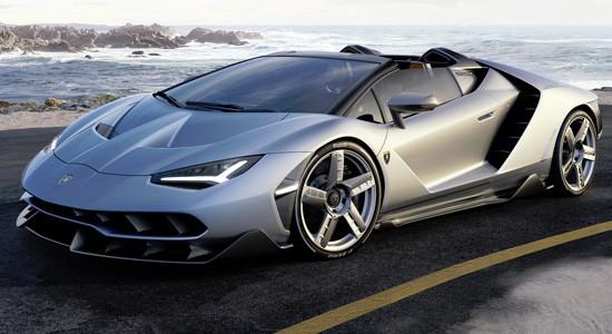 Lamborghini Centenario на IronHorse.ru ©