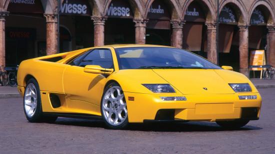 Lamborghini Diablo Coupe 2001 года