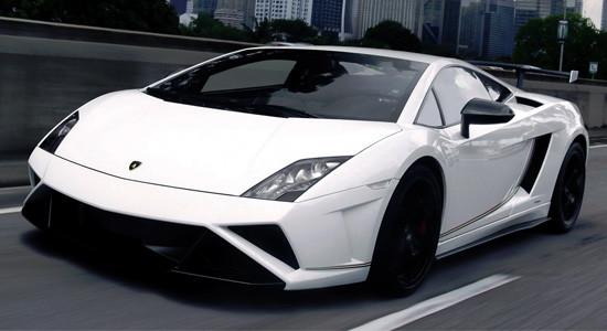Lamborghini Gallardo Coupe на IronHorse.ru ©