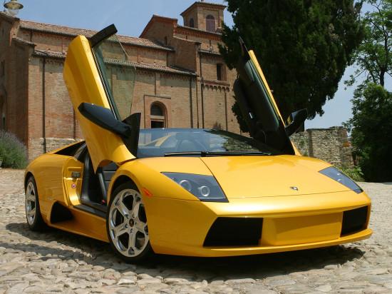 Lamborghini Murcielago Roadster (2003-2006)