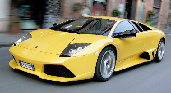 Lamborghini Murcielago на IronHorse.ru ©