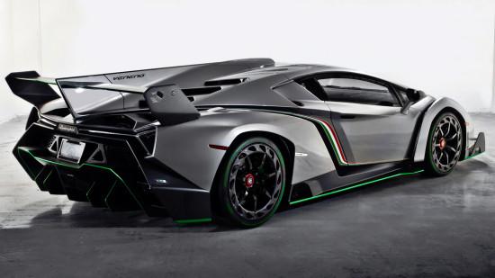 купе Lamborghini Veneno