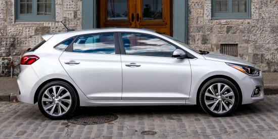 хэтчбек Hyundai Accent V (YC)