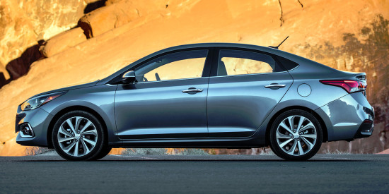 седан Hyundai Accent V (YC)