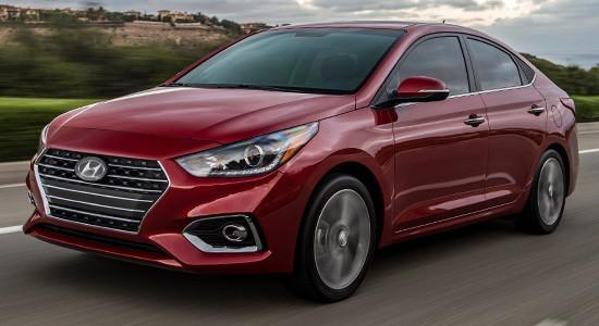 Hyundai Accent 5 (2018-2019) на IronHorse.ru ©