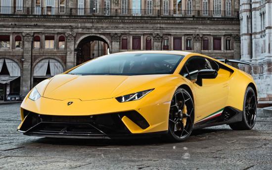 Lamborghini Huracan Performance (LP 640-4 Coupe)