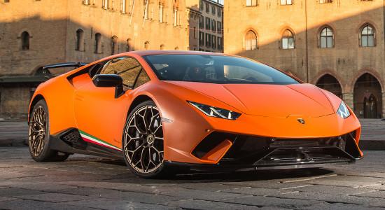 Lamborghini Huracan Coupe на IronHorse.ru ©
