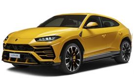 Lamborghini Urus (2017)