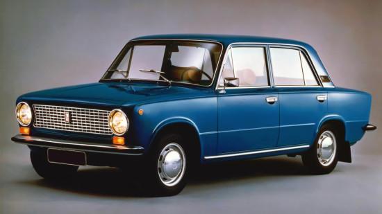 ВАЗ-2101 (Lada 1200)