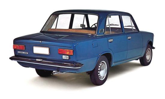 ВАЗ-21011 (Lada 1300)