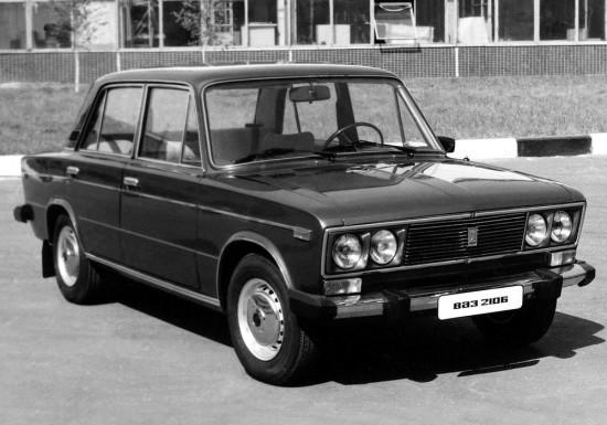 предсерийный ВАЗ-2106 (1974 года)