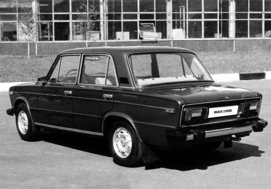Жигули ВАЗ-2106