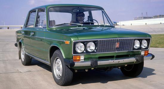 ВАЗ-2106 на IronHorse.ru ©
