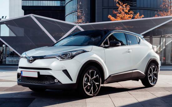 Toyota C-HR 2017-2019