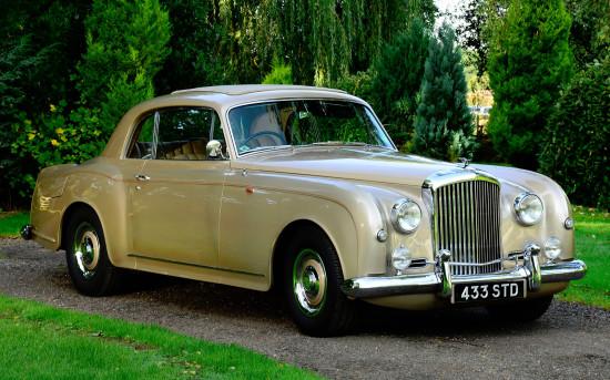 Bentley S1 Continental 1955