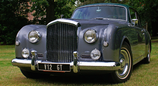 Bentley Continental (1952-1965) на IronHorse.ru ©