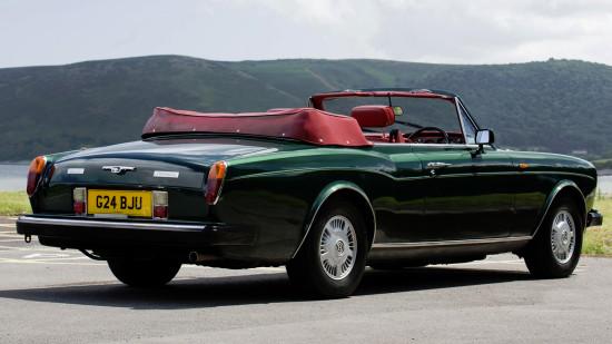Bentley Continental II