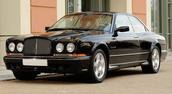 Bentley Continental (1991-2002) на IronHorse.ru ©
