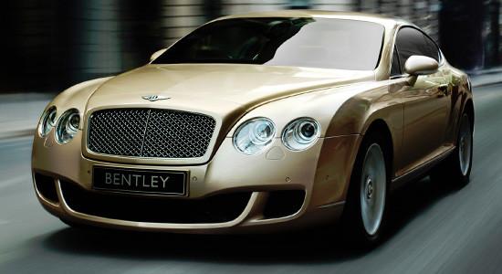 Bentley Continental GT (2003-2011) на IronHorse.ru ©