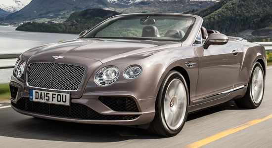 Bentley Continental GT (2010-2017) на IronHorse.ru ©