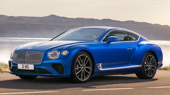 Bentley Continental GT III