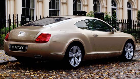 Bentley Continental GT 1-го поколения
