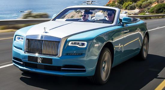 Rolls-Royce Dawn на IronHorse.ru ©