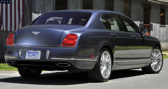 Bentley Continental Flying Spur 1-го поколения