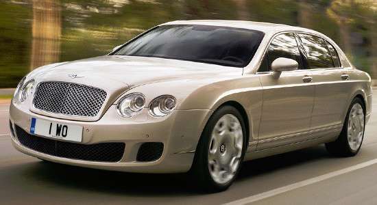 Bentley Continental Flying Spur (2005-2013) на IronHorse.ru ©
