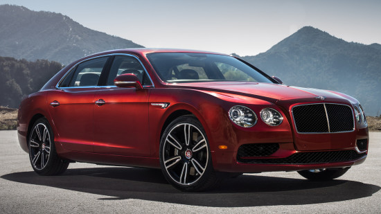 Bentley Flying Spur II S