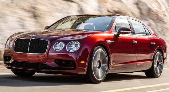 Bentley Flying Spur (2018-2019) на IronHorse.ru ©