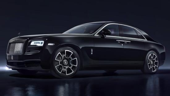 Rolls-Royce Ghost Black Badge '2016