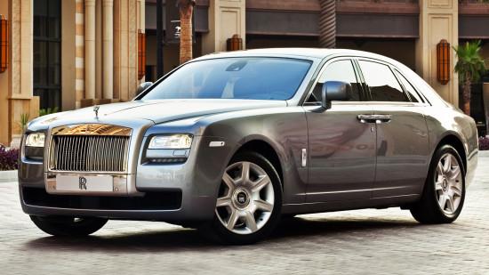 Rolls-Royce Ghost 2009-2013