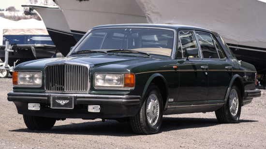 Bentley Mulsanne S (1988-1992)