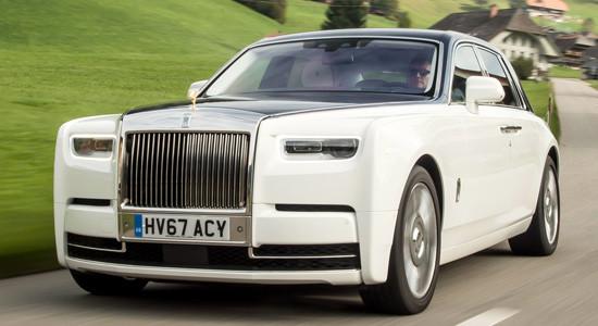 Rolls-Royce Phantom VIII на IronHorse.ru ©