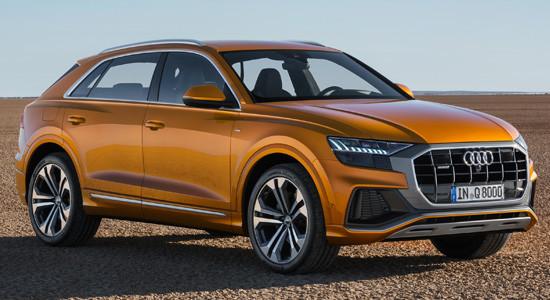 Audi Q8 на IronHorse.ru ©