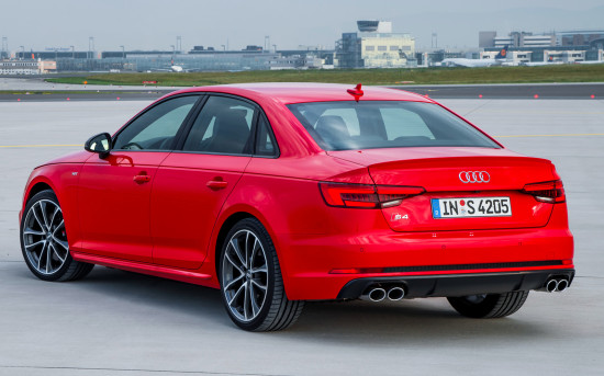 Audi S4 Sedan (B9)