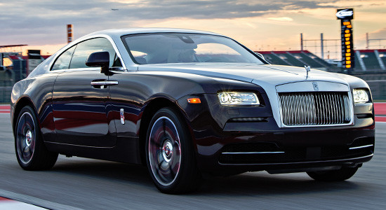Rolls-Royce Wraith на IronHorse.ru ©