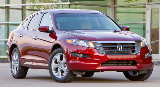 Honda Accord Crosstour (2009-2012) на IronHorse.ru ©