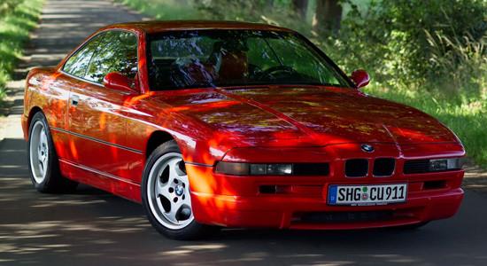 BMW 8 (Е31, 1989-1999) на IronHorse.ru ©