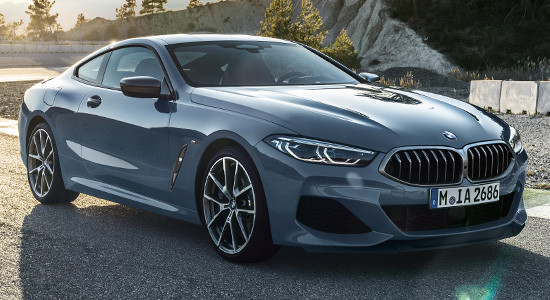 BMW 8 (G15, 2018-2019) на IronHorse.ru ©