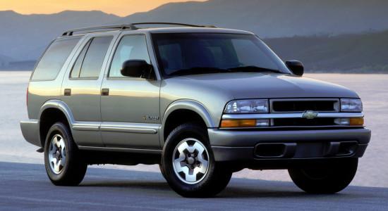 Chevrolet Blazer (1995-2011) на IronHorse.ru ©